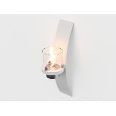 Биокамин настенный Lux Fire Олимпус D белый
