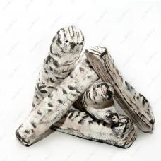 Дрова керамические Steel Heat береза