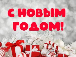 График работы интернет-магазина на новогодних праздниках